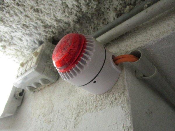 Coordination des systèmes de sécurité incendie