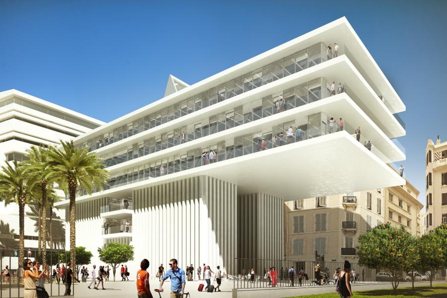 Multi-sites de Chalucet Toulon 2019