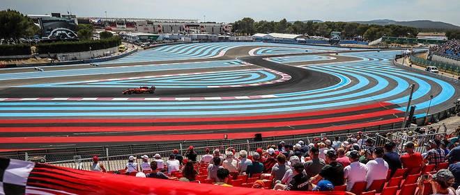 (Français) Grand Prix Formule 1 Circuit du Castellet – VAR 2019