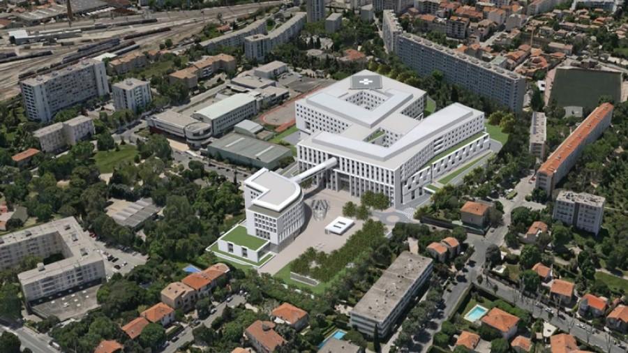 (Français) Hôpital Privé Marseille  Mission de Coordination SSI – 2019